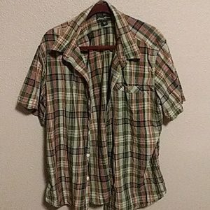 🎂Eddie bauer mens casual button down